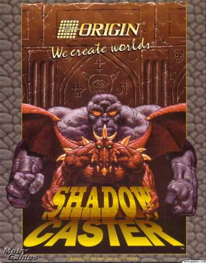 DOS Games - ShadowCaster