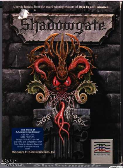 DOS Games - Shadowgate