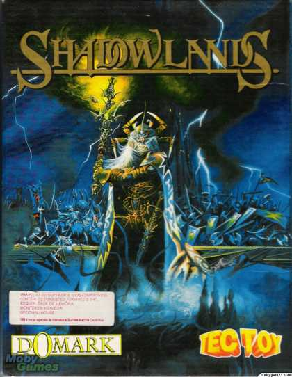 DOS Games - Shadowlands