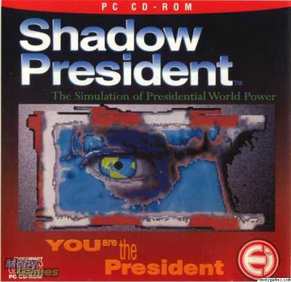 DOS Games - Shadow President