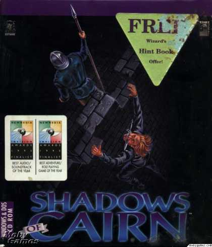 DOS Games - Shadows of Cairn