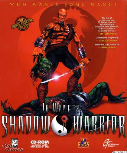 DOS Games - Shadow Warrior