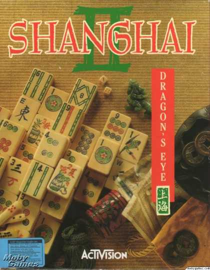 DOS Games - Shanghai II: Dragon's Eye
