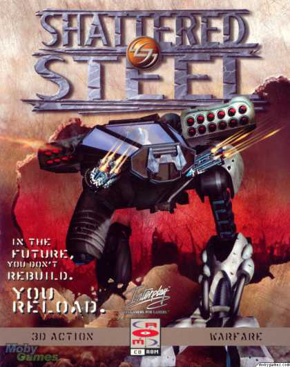 DOS Games - Shattered Steel