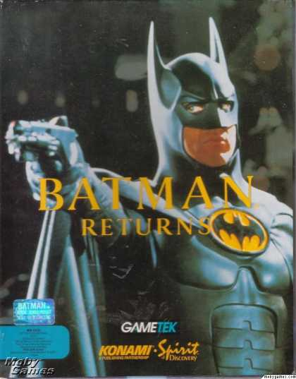 DOS Games - Batman Returns