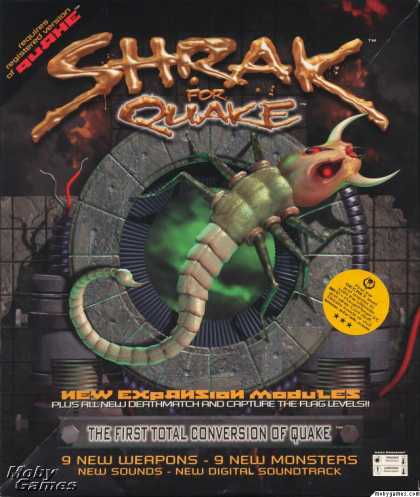 DOS Games - Shrak for Quake