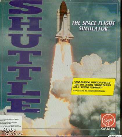 DOS Games - Shuttle