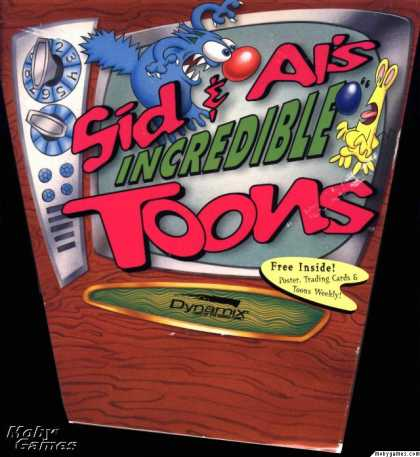 DOS Games - Sid & Al's Incredible Toons