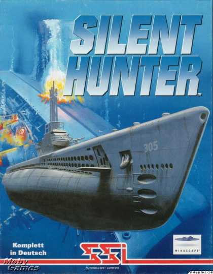 DOS Games - Silent Hunter