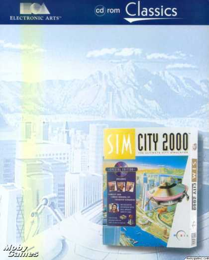 DOS Games - SimCity 2000