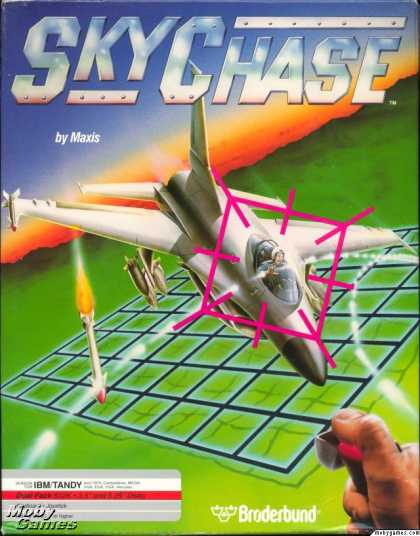DOS Games - SkyChase