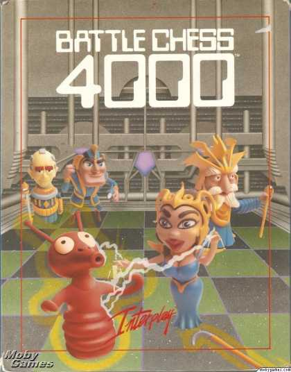 DOS Games - Battle Chess 4000