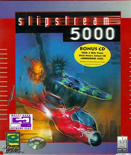 DOS Games - Slipstream 5000