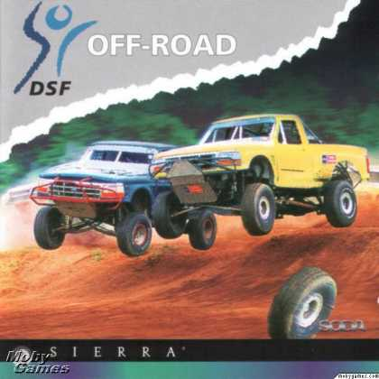 DOS Games - SODA Off-Road Racing
