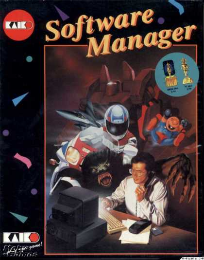 DOS Games - Software Manager