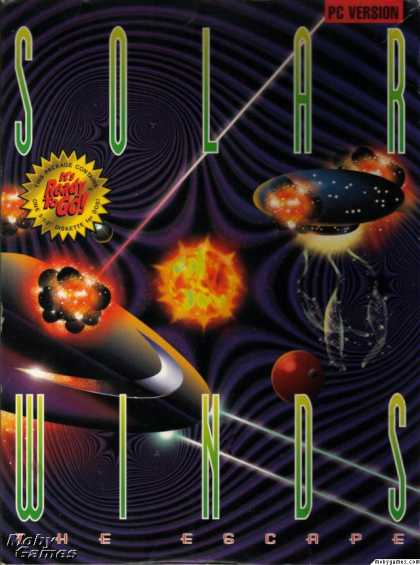 DOS Games - Solar Winds: The Escape