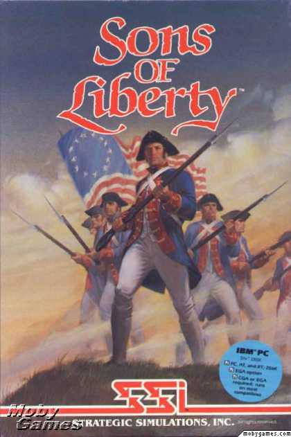 DOS Games - Sons of Liberty
