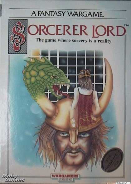 DOS Games - Sorcerer Lord