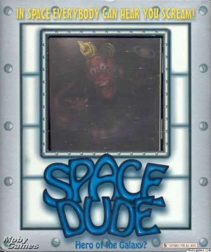 DOS Games - Space Dude