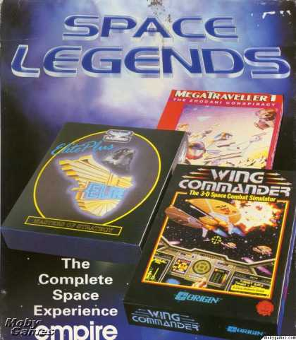 DOS Games - Space Legends