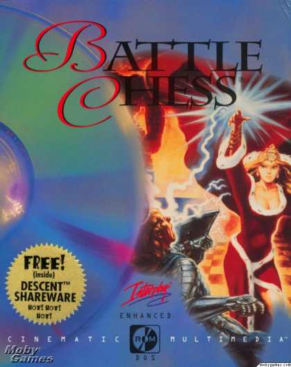 DOS Games - Battle Chess (MPC version)