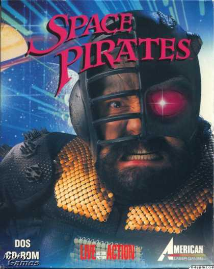 DOS Games - Space Pirates