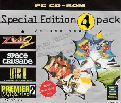 DOS Games - Special Edition 4 Pack: Volume One