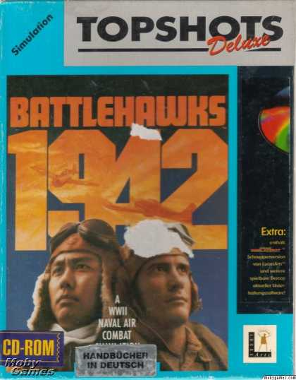 DOS Games - Battlehawks 1942