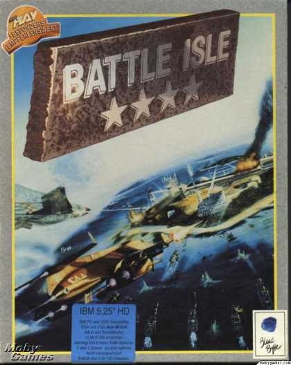 DOS Games - Battle Isle