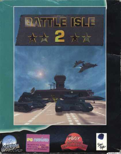 DOS Games - Battle Isle 2
