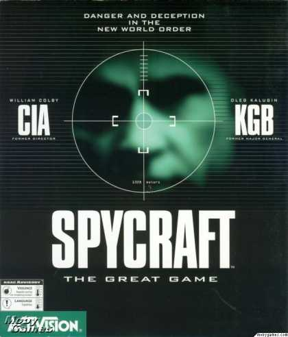 DOS Games - Spycraft: The Great Game