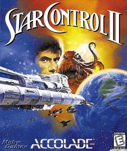 DOS Games - Star Control II