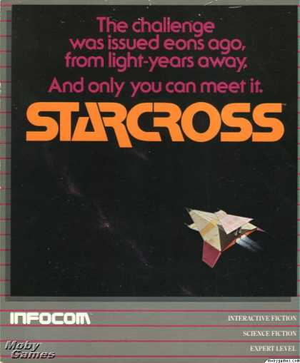 DOS Games - Starcross