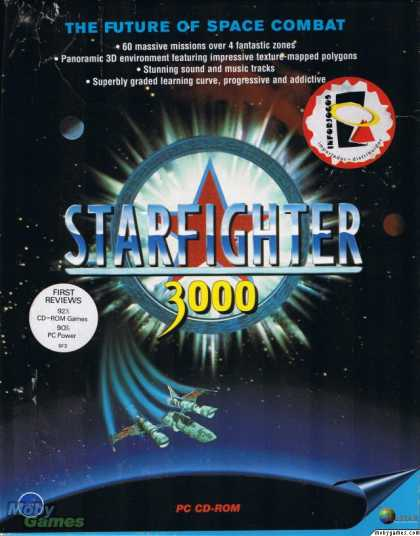 DOS Games - Starfighter 3000