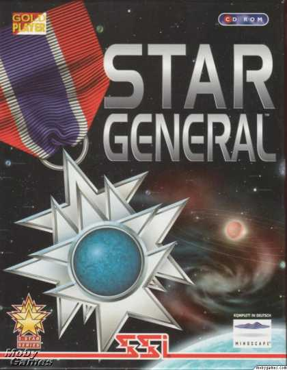 DOS Games - Star General