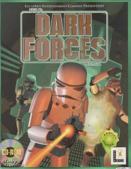 DOS Games - Star Wars: Dark Forces