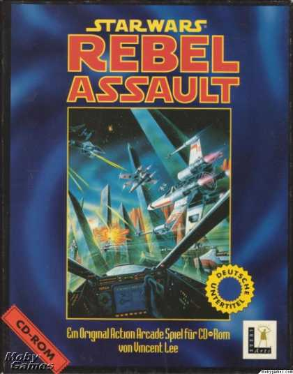 DOS Games - Star Wars: Rebel Assault