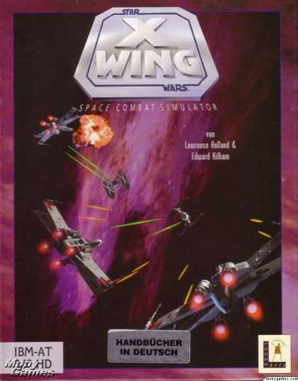 DOS Games - Star Wars: X-Wing
