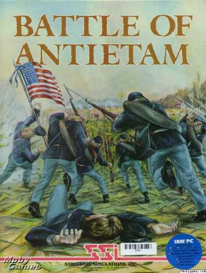 DOS Games - Battle of Antietam