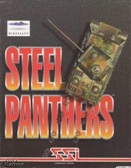 DOS Games - Steel Panthers