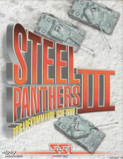 DOS Games - Steel Panthers III: Brigade Command (1939-1999)