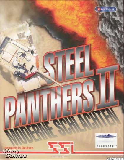 DOS Games - Steel Panthers II: Modern Battles