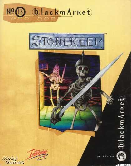 DOS Games - Stonekeep