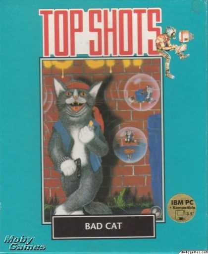DOS Games - Street Cat