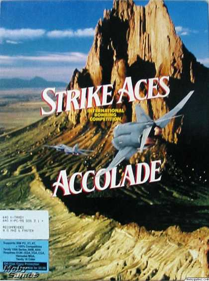 DOS Games - Strike Aces