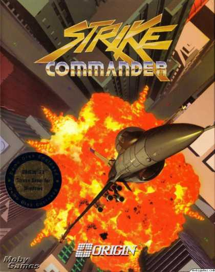 DOS Games - Strike Commander