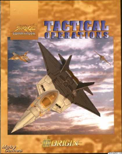DOS Games - Strike Commander: Tactical Operations