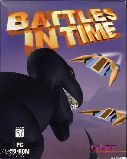 DOS Games - Battles in Time