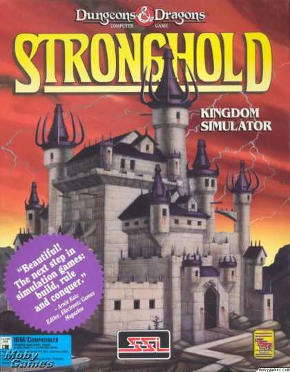 DOS Games - Stronghold