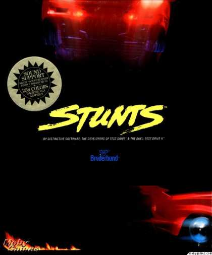DOS Games - Stunts